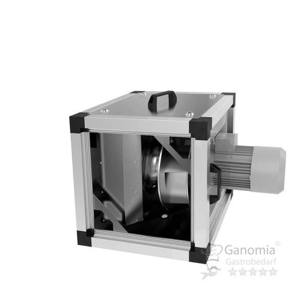 Küchenabluftventilator bis 20.000 m³/h nach VDI 2052