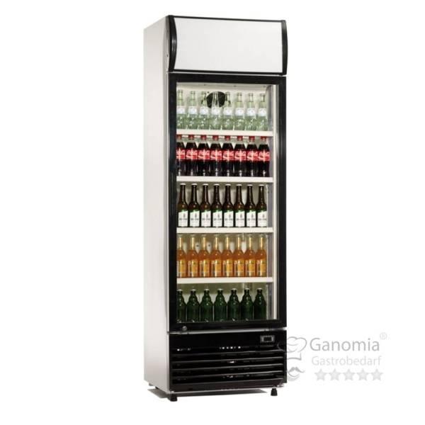 Gastro Flaschenkühler Umluftkühlung 300 Liter