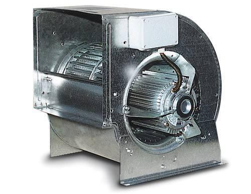 Radialventilator 400V 7000m³/h