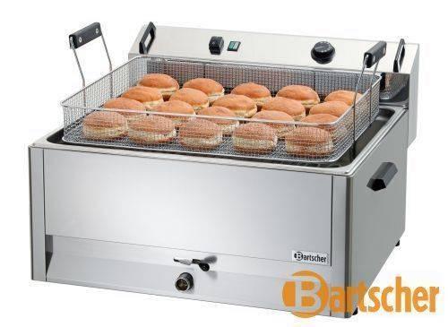 Bartscher Fritteuse Backwaren 30 Liter Elektro Tischgerät