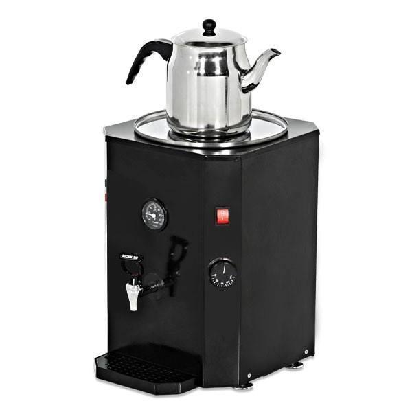 Teekocher Schwarz 13 Liter