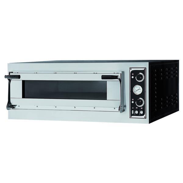 Pizzaofen Virtuoso Vollschamott digital - 1 Kammer 10,2 kW