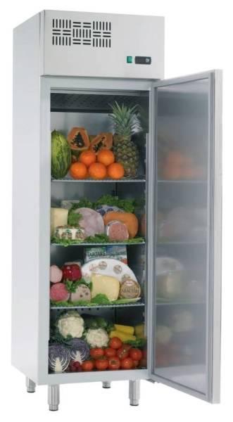 Edelstahl Kühlschrank Umluftkühlung