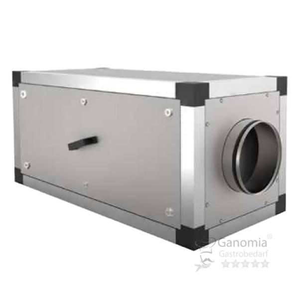 Zuluftgerät 9 kW Ø250