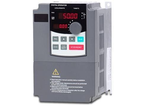 Frequenzumrichter / Regler 400 V - 5,5 kW - 13 Ampere