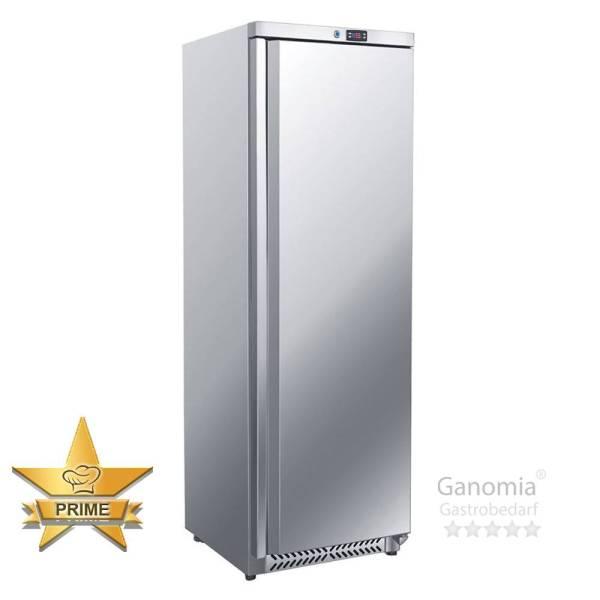 Gastro Kühlschrank 239 Liter Umluft Edelstahl