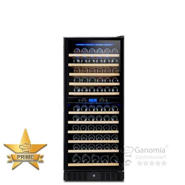 Gastro Weinkühlschrank für 116 Flaschen