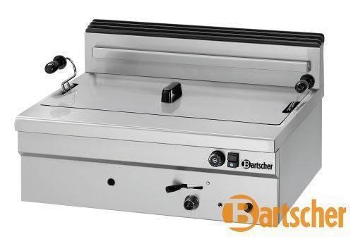 Bartscher Fritteuse Backwaren Tischgerät Gas 20 Liter