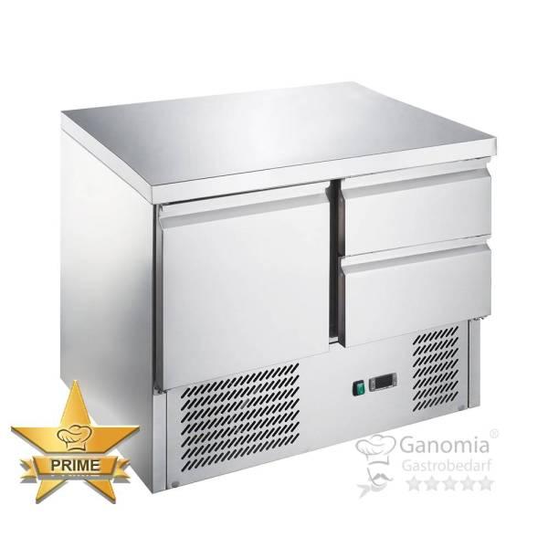 Kühltisch 1 Tür 2 Schubladen