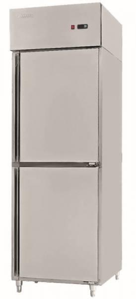 Gastro Kühlschrank Umluftkühlung mit 2 Türen 500 Liter