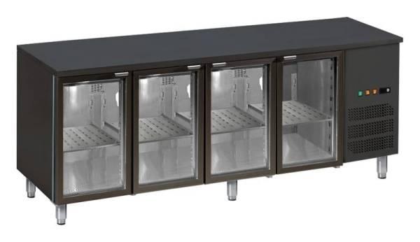 Flaschenkühltisch 249 x 60 x 83 cm