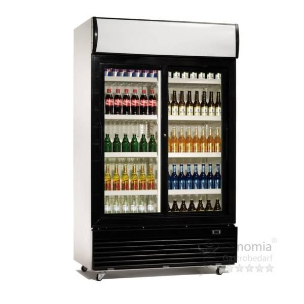 Flaschenkühlschrank mit Glastür für mehrere Flaschen