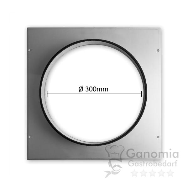 Ansaugstutze Ø 300 mm