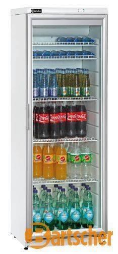 Bartscher Kühlschrank Flaschenkühlschrank 320 Liter Glastür