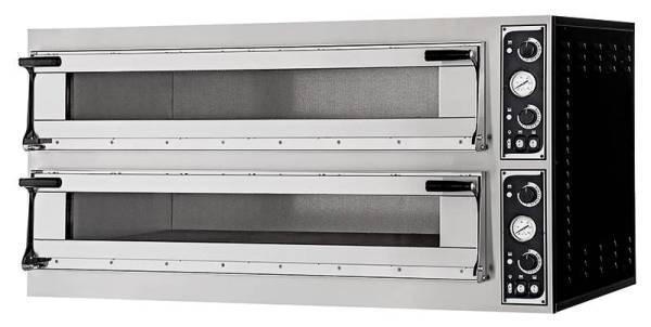 Pizzaofen Virtuoso - 2 Kammern 30,6 KW bis 500° C