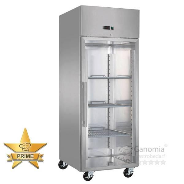 Gastro Kühlschrank 700 Liter Umluft Glastür