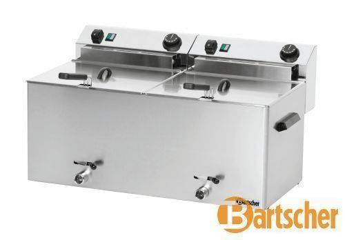 Bartscher Fritteuse Professional 2 x 10 Liter Elektro