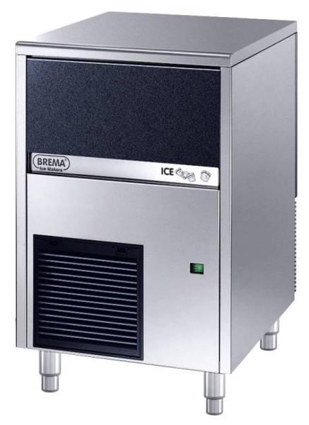 Eiswürfelmaschine Kegeleis 42 kg/Tag Wassergekühlt m. Speicher