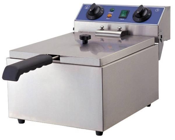 Elektro Friteuse 10 Liter Tischgerät