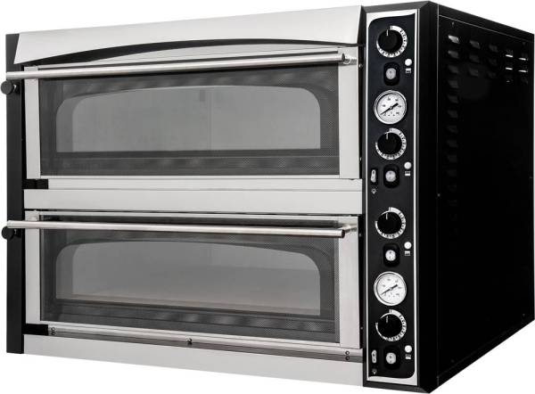 Pizzaofen Master - 2 Kammern 18 kW