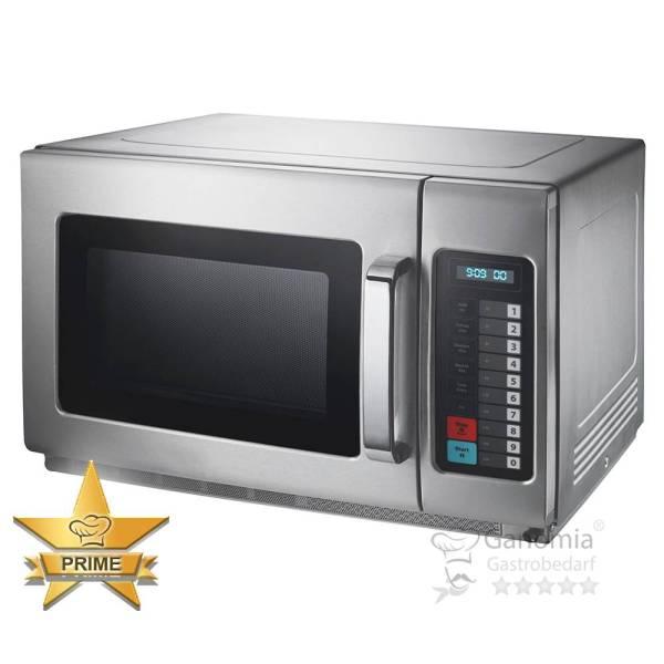 Gastro Mikrowelle Digital 34 Liter mit 2100 Watt