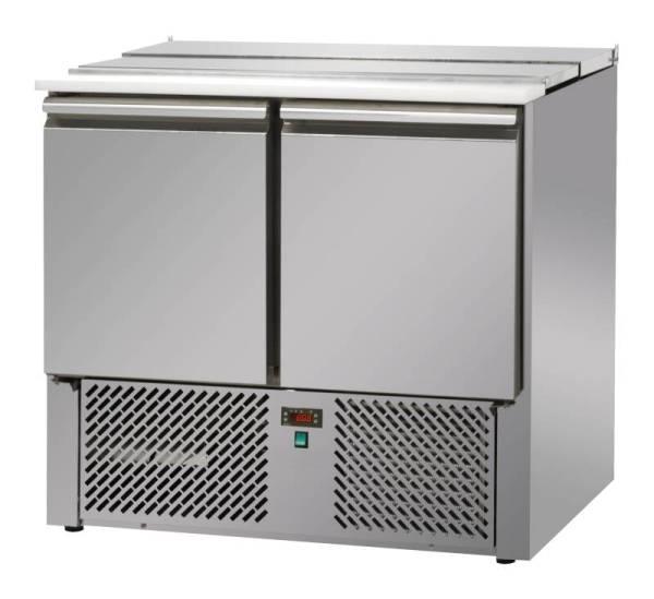 Saladette 2 Türen 220 Liter