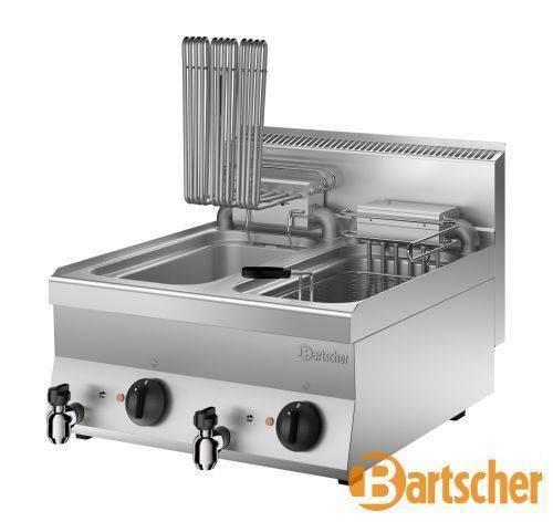 Bartscher Fritteuse 2 x 10L CNS