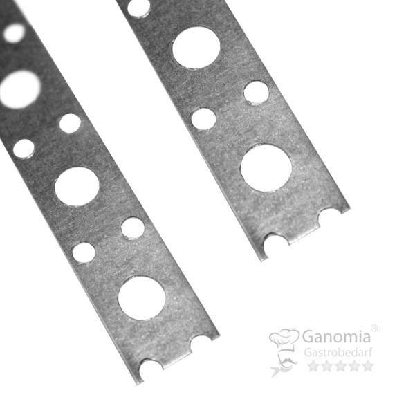 Montageband 17 mm aus Metall