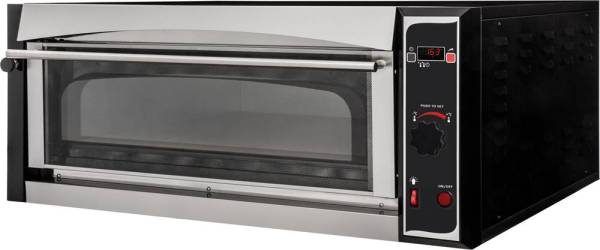 Pizzaofen Master digital - 1 Kammer bis 500° C 6 kW