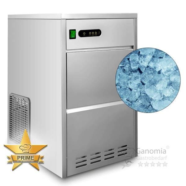 Crusheismaschine Eisbereiter für Flockeneis mit 30 kg / Tag