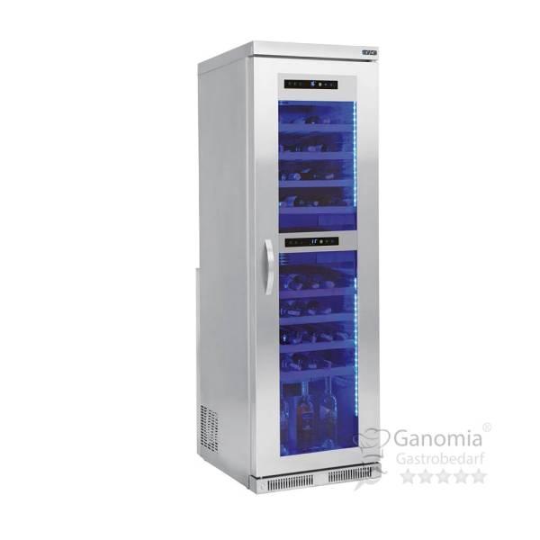 Gastro Weinkühlschrank für 72 Flaschen