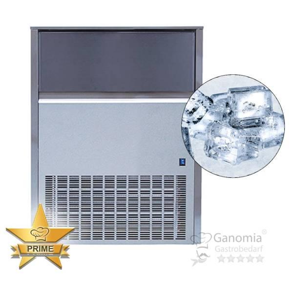 Eiswürfelmaschine für klare Eiswürfel 75 kg pro Tag