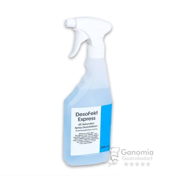 Desinfektionsmittel Express, 500 ml Sprühflasche
