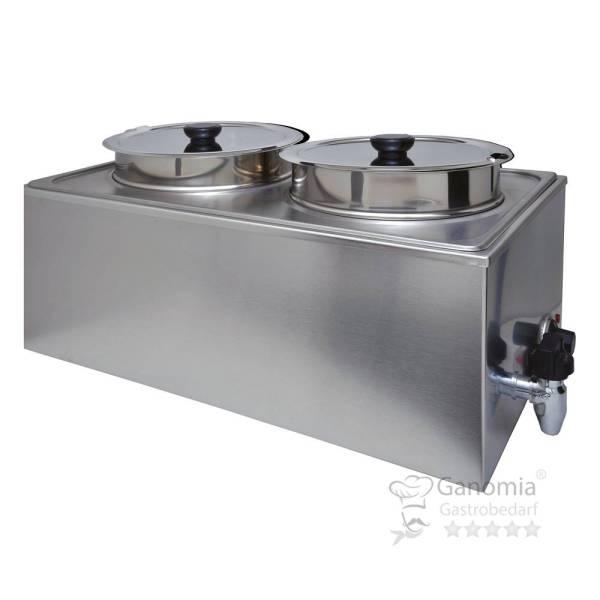 Suppentopf 2 x 4 Liter