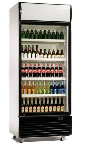 Gastro Flaschenkühler Umluftkühlung 660 Liter