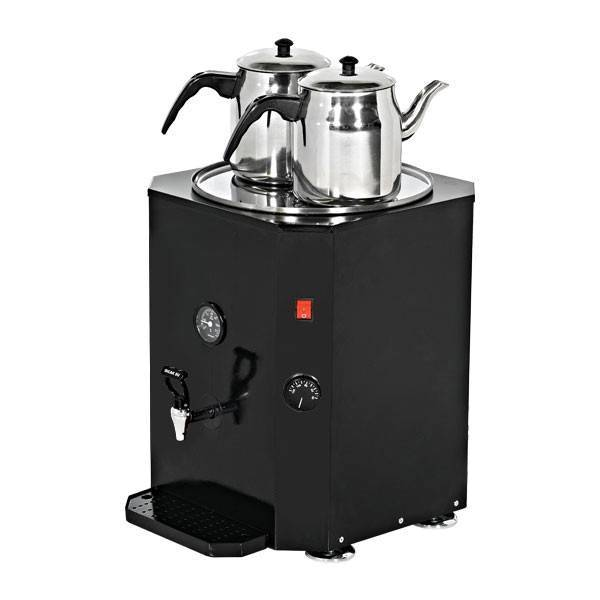 Teekocher Schwarz 23 Liter