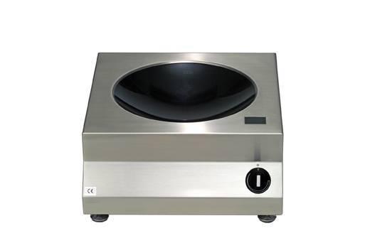 Wok Gasherd mit einem Kochfeld als Tischgerät