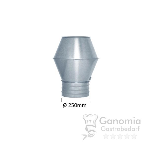 Deflektorhaube Ø 250 mm