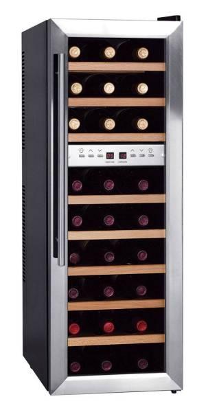 Gastro Weinkühlschrank für 27 Flaschen