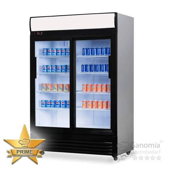 Flaschenkühlschrank 129,5 x 69,5 x 194,5 cm mit Umluftkühlung