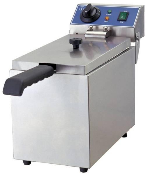 Elektro Friteuse 5 Liter Tischgerät