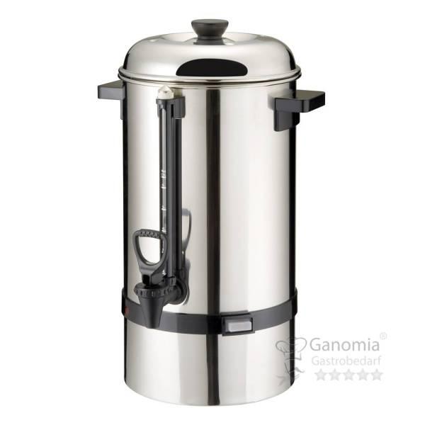 Kaffeebereiter 10,5 Liter Edelstahl