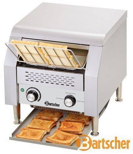 Bartscher Toaster Durchlauftoaster 150 Scheiben/h