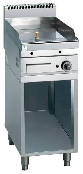 Gas Grillplatte Standgerät 40 x 70 x 90 cm