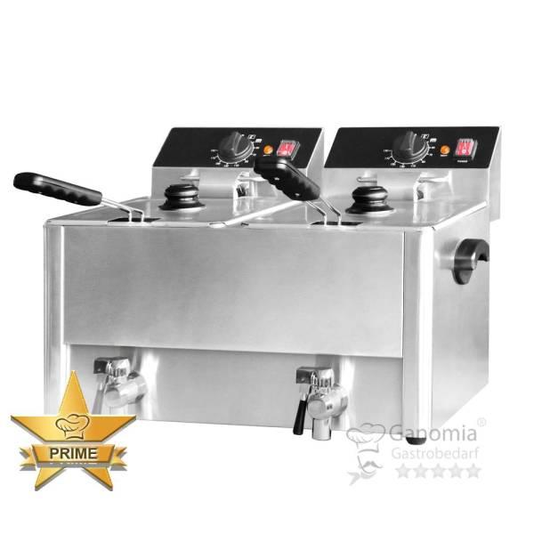 Elektro Friteuse 16 Liter Tischgerät