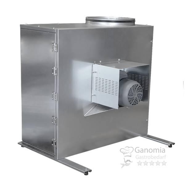 Brandgasventilator für heiße Abluft bis 200 °C
