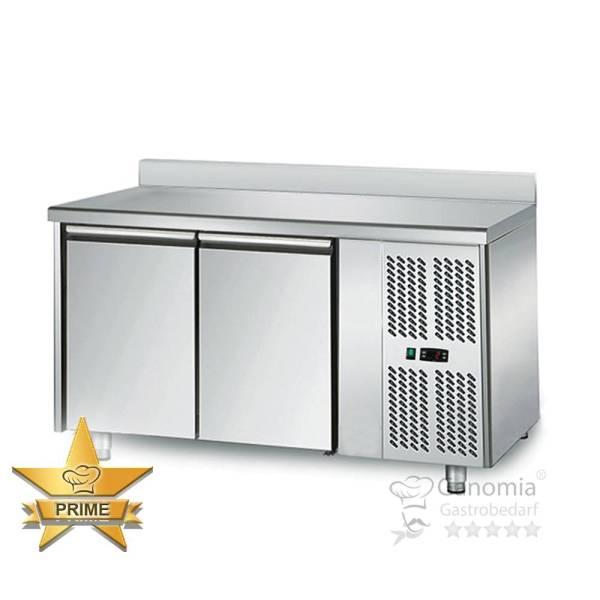 Kühltisch 2 Türen Höhenverstellbar mit Aufkantung