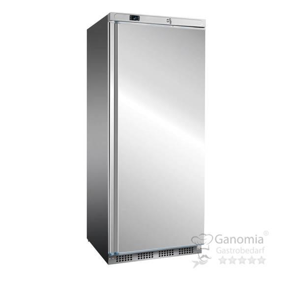 Edelstahl Tiefkühlschrank 522 Liter
