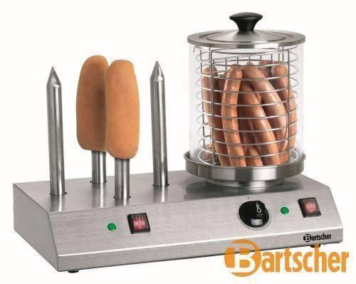 Bun Toaster für Hot Dogs und Würstchenwärmer