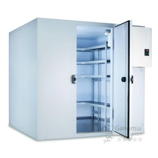 Kühlzelle mit Kühlaggregat 1,5 x 1,2 m